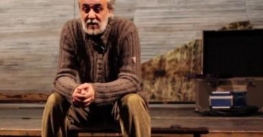 """Intervista con Graziano Piazza, interprete nel """"Il vecchio e il mare"""", regia Daniele Salvo.-a cura di Stefania Landi"""