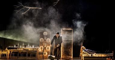 """CLUJ NAPOCA, ROMANIA - Il Festival Internazionale  """"INTERFERENCES"""" 2018, la regia di EIMUNTAS NEKROŠIUS  ha commosso nel suo """"Sons of a bitch"""". -di Mario Mattia Giorgetti"""