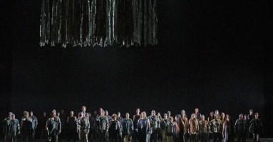 PENTHESILEA - Teatro La Monnaie, Bruxelles.-di Attilio Moro