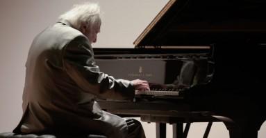 Concerto di JORG DEMUS - Rovereto, Teatro Zandonai. Quando la classe non ha età. -di Federica Fanizza
