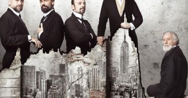 """MILANO - Piccolo Teatro di Milano, Dal 12 al 31 maggio, al Teatro Grassi, torna in scena """"Lehman Trilogy"""", regia Luca Ronconi"""