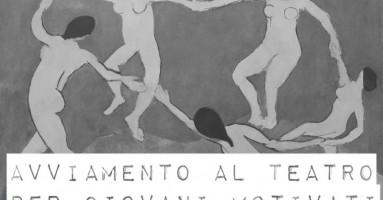 """""""AVVIAMENTO AL TEATRO"""" per giovani motivati - MILANO - SIPARIO STUDIO ARTI SCENICHE"""