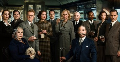 "(CINEMA) - ""Assassinio sull'Orient Express"" di Kenneth Branagh. Il giallo è elisabettiano"