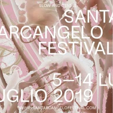49° SANTARCANGELO FESTIVAL dal 5 al 14 luglio 2019 - Santarcangelo di Romagna (RN)