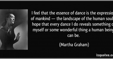 Salviamo la Danza!  Balletto, Arte unica da sostenere per sue capacità di comunicazione.- di Mario Mattia Giorgetti