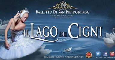 Il grande Balletto di San Pietroburgo al Teatro Politeama Pratese - 29 Novembre 2017