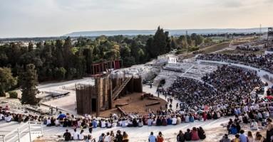 IL TEATRO E LA CITTÀ: 53° ciclo di rappresentazioni classiche - Teatro greco di Siracusa Stagione 2017