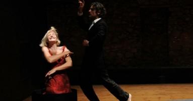 MODENA - TEATRO DELLA PASSIONI Festival VIE - ERT:  AMOR regia, installazione scenica e testo Theodoros Terzopoulos