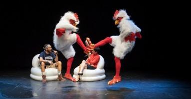 Il teatro molteplice e barricadiero dei Premi Ubu 2018. -di Nicola Arrigoni