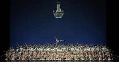 SCUOLA DI BALLO ACCADEMIA TEATRO ALLA SCALA - coreografie Minkus, Forsythe, Olivieri