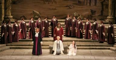 Nei cinema italiani l'opera seria di Mozart al Metropolitan Opera di New York, diretta da James Levine