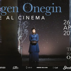 Mercoledì 26 aprile alle 19.30 in alta definizione nelle sale di tutta Italia distribuito da QMI/Stardust  Dal Metropolitan di New York arriva al cinema ONEGIN, gioiello dell'opera russa