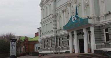 Alla scoperta del Teatro Gorky, nato ad Astana ben 115 anni fa