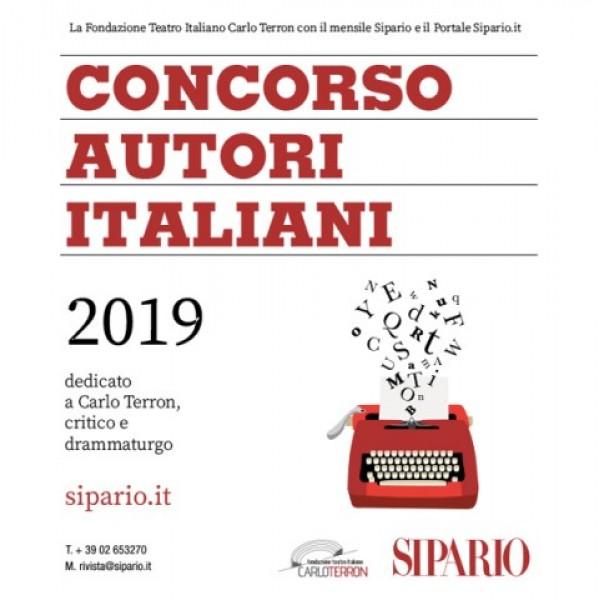 Concorso Autori Italiani 2019 - VIII° Edizione