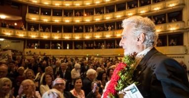 Placido Domingo festeggia i 50 anni sul palcoscenico del Wiener Staatsoper