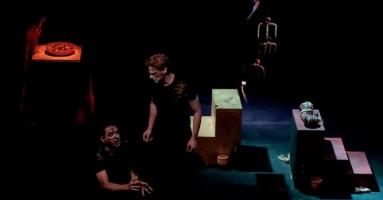 CAINO. HOMO NECANS - regia Auretta Sterrantino