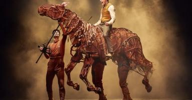 (LONDRA) War Horse, regia di Tom Morris. -a cura di Beatrice Tavecchio