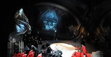 TOSCA - regia Joseph Franconi Lee da un'idea di Alberto Fassini