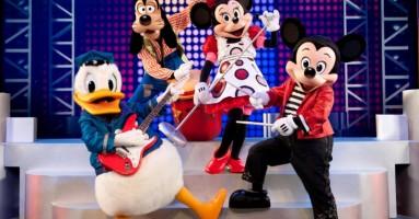 """""""Disney Live! L'Avventura Musicale di Topolino"""" - dal 11 al 14 dicembre Mandela Forum FIRENZE"""