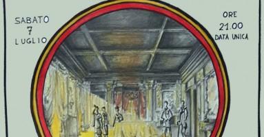 """ROMA - 7 LUGLIO - """"DELITTO IN VILLA POPESKU"""", regia Angela Ricci"""