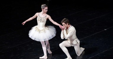 JEWELS - coreografie George Balanchine