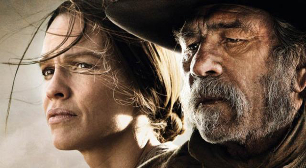 THE HOMESMAN regia Tommy Lee Jones