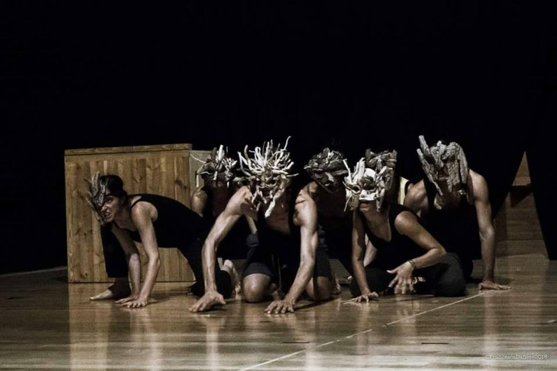 "Moma Physical Theatre con ""MEDEA: a Work in Progress"""