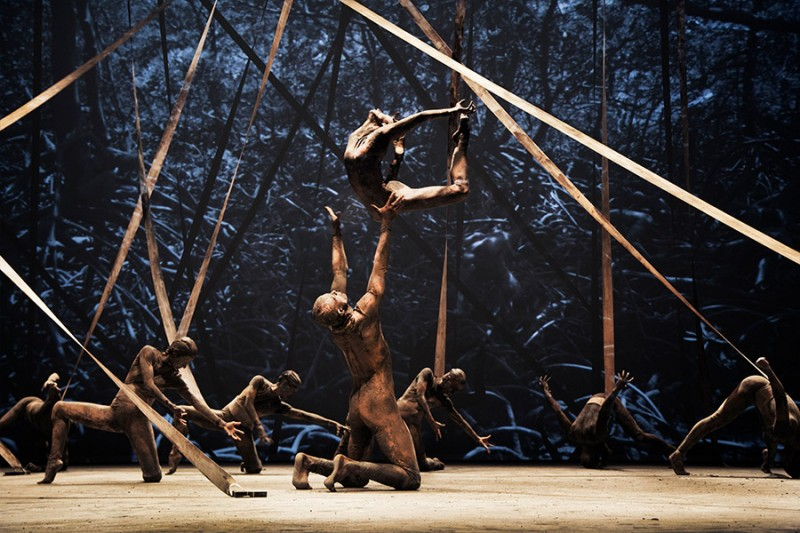 """Dog Without Feathers"", coreografia Deborah Colker"