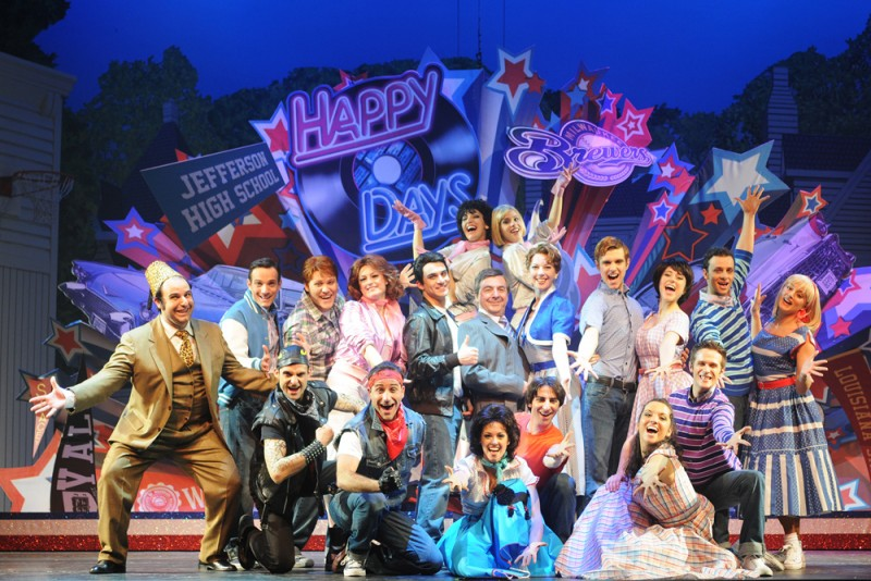 Happy Days - Il nuovo Musical