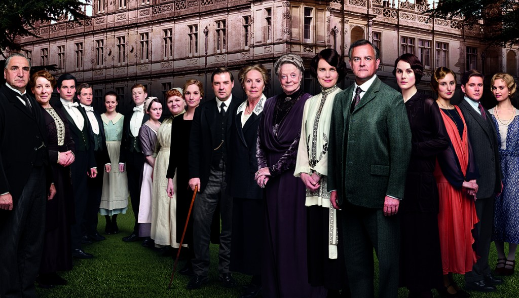 """Downton Abbey"" di Michael Engler"