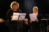 Liliana Paganini e Violetta Chiarini