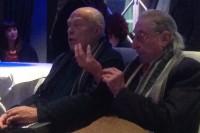 Luigi Lunari e Vito Molinari