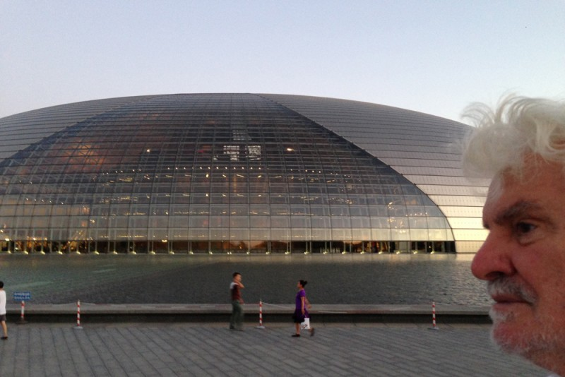 National Centre for the Performing Arts of Beijing