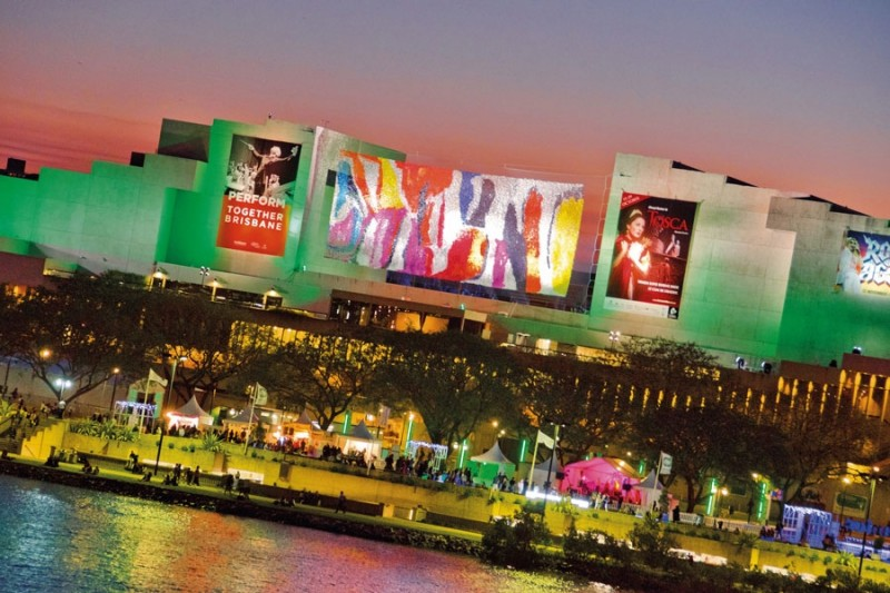 Queensland Performing Arts Centre, Brisbane