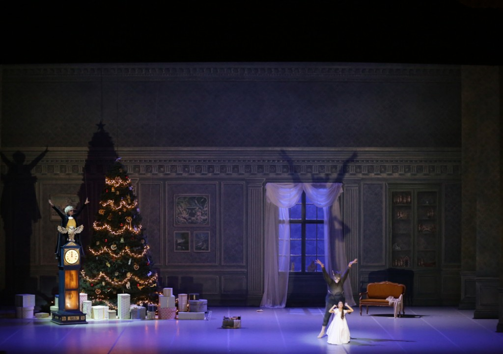 Dolci Natalizi Coreografici.Teatro Alla Scala Lo Schiaccianoci Di George Balanchine Apre La Stagione Di Balletto