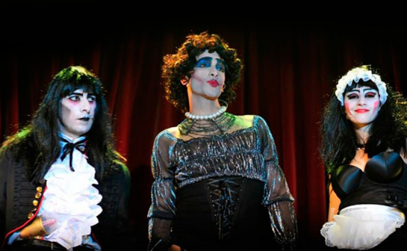 """The Rocky Horror Show"" - regia Manuela Amendolia e Marcello Mazzone"