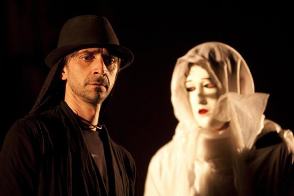 """Luigi Credendo in """"Malessere"""", regiaDavide Iodice. Foto Pino Miraglia"""