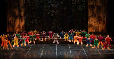 """""""Notre Dame de Paris"""" di Roland Petit conquista il pubblico del Teatro dell'Opera di Roma"""