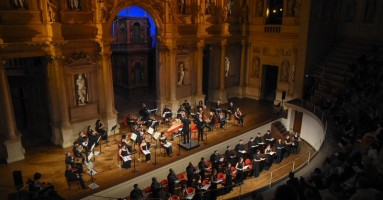 "VICENZA IN LIRICA – l'Opera è Giovane 2021 - ""BETULIA LIBERATA"", diretta da Marco Comin. -di Francesco Bettin"