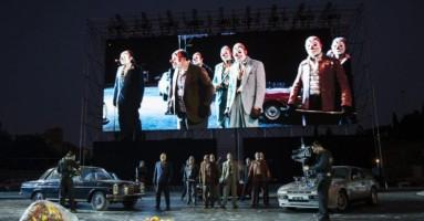"""TEATRO DELL'OPERA DI ROMA-CIRCO MASSIMO 2020: """"Rigoletto"""", regia Damiano Michieletto. -di Pierluigi Pietricola"""