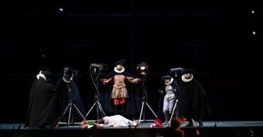 """PARMA, PARCO DELLA MUSICA - """"RIGOLETTO AL BARSÒ"""", regia Roberto Catalano, dal 29 giugno - 16 luglio 2020. -di Federica Fanizza"""