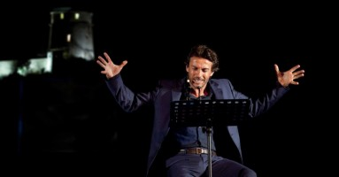 CANTO DEGLI ESCLUSI (IL) - con Alessio Boni e Marcello Prayer