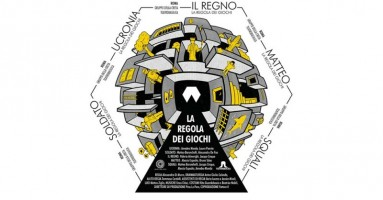 REGOLA DEI GIOCHI (LA) - regia Alessandro Di Murro