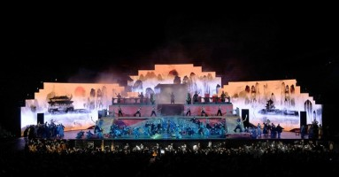 "98° OPERA FESTIVAL 2021, ARENA DI VERONA - ""TURANDOT"", direttore Francesco Ivan Ciampa. -di Federica Fanizza"