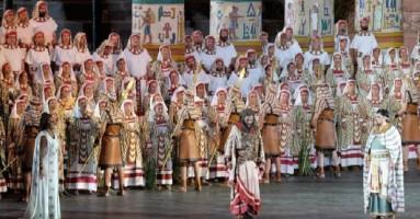 """ARENA DI VERONA. OPERA FESTIVAL 2019 - """"Tosca"""" e """"Aida"""". -di Federica Fanizza"""