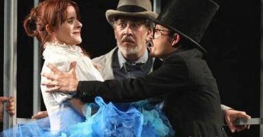 MARIONETTE CHE PASSIONE - regia Giuseppe Carullo e Cristiana Minasi