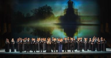 Siberia, Novosibirsk, Teatro dell'Opera - Gala di Danza e Canto per fondere le passioni dei rispettivi pubblici