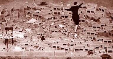 """IN ESCLUSIVA MONDIALE AL TEATRO BIONDO il film """"PALERMO PALERMO"""" di PINA BAUSCH - 3 NOVEMBRE"""
