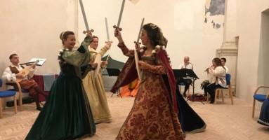"""MATERA: Festival Duni 2020 - """"LIETO DANZAR IN AMOROSA COMPAGNIA"""". -Marco Ranaldi"""