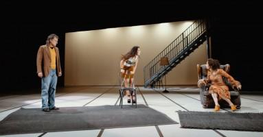 """Summer Plays – Sere d'estate al TEATRO CARIGNANO 15 giugno – 13 settembre 2020: """"L'Intervista"""" regia Valerio Binasco. -di Maura Sesia"""
